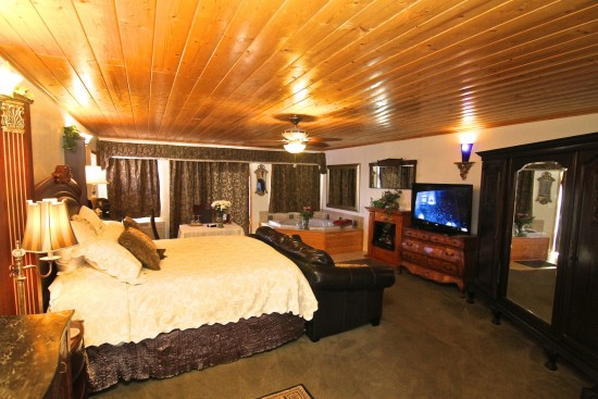 Williams Wonderland room